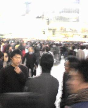 Shibuya at nite