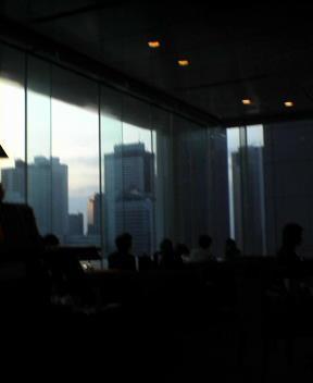 Above Shinjuku