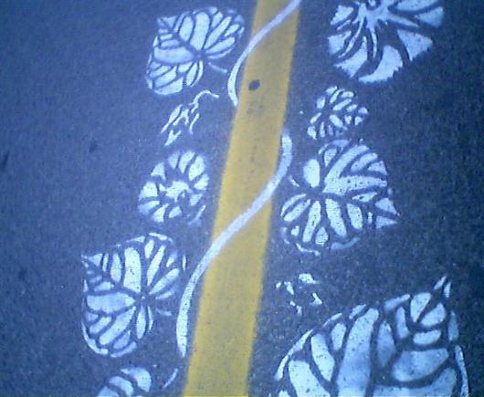 street stencil