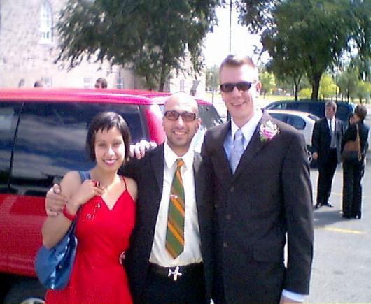 Rima, Murad and Anders