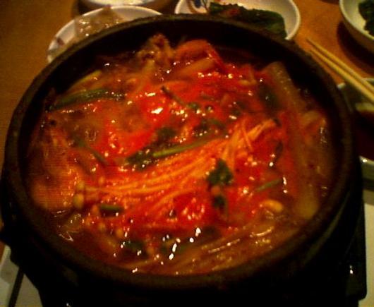 Spicey Korean