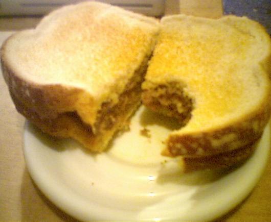 Toast Burger