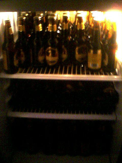 The Canadian Party Fridge