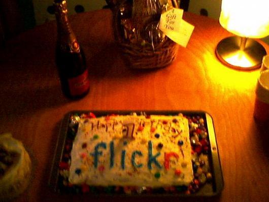 Happy BDay Flickr!