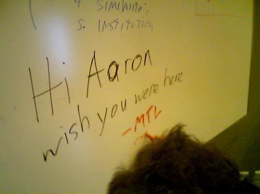 Meta Aaron