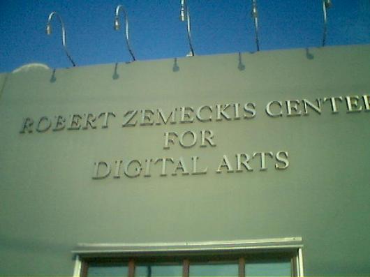 Robert Zemekis Center for Digital