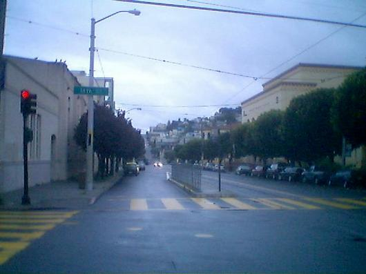 Leaving The Mission