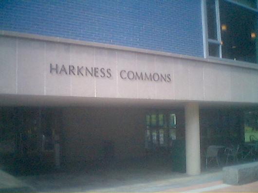 Harkness Commons