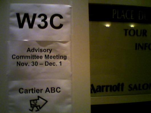W3C AC