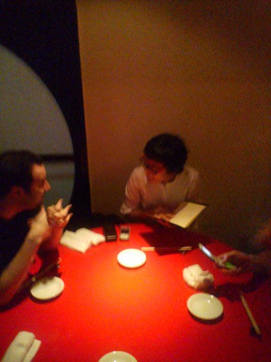 no okinawan tonight!