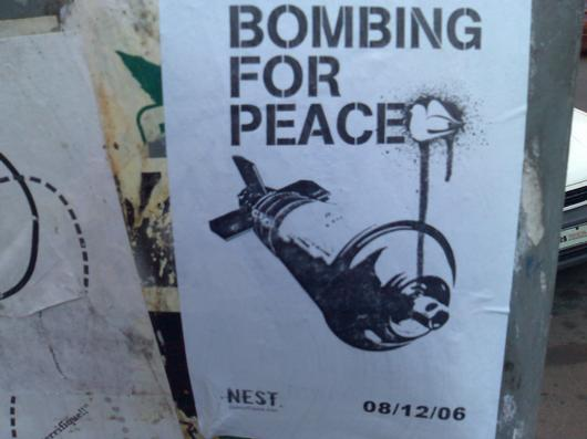 Bombing 4 peace