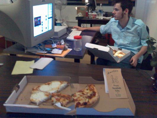 working dinner