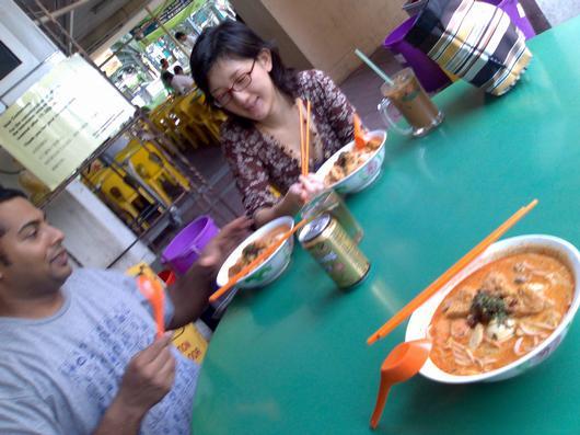 laksa in singapore