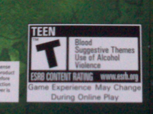 rated T for Absurdity!