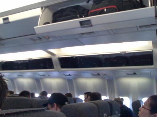 commuter flight