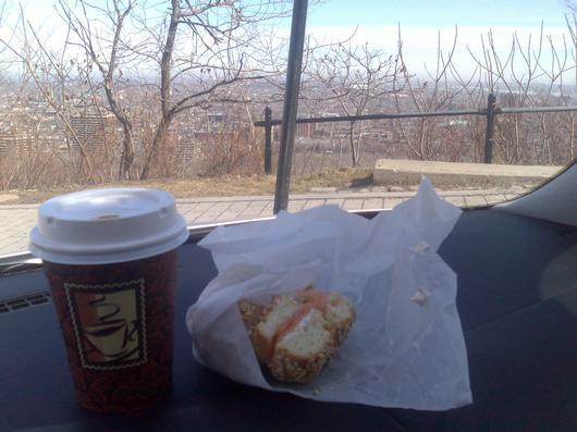 lookout breakfast