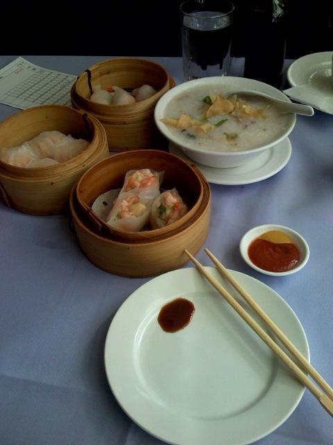 Dimsum for one