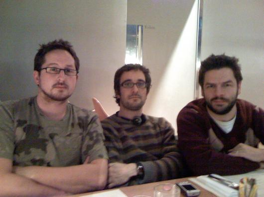Three Matts