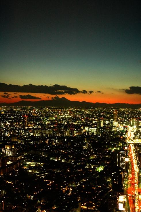 Fuji & Shibuya