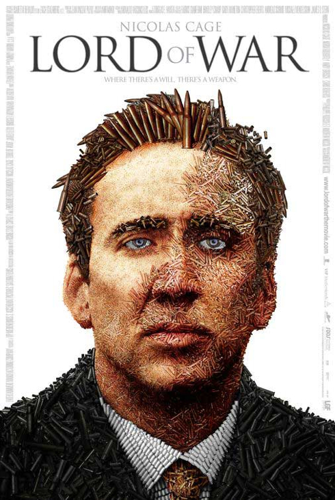 Lord Of War Poster 0905