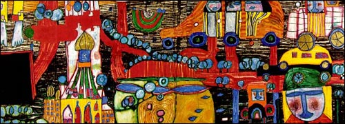 Hundertwasser -  The 30 Day Fax Picture