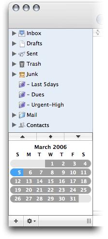Mail-Calendar
