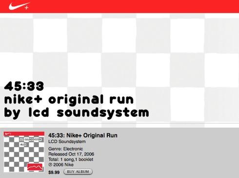 LCDSoundsystem+Nike+iPod